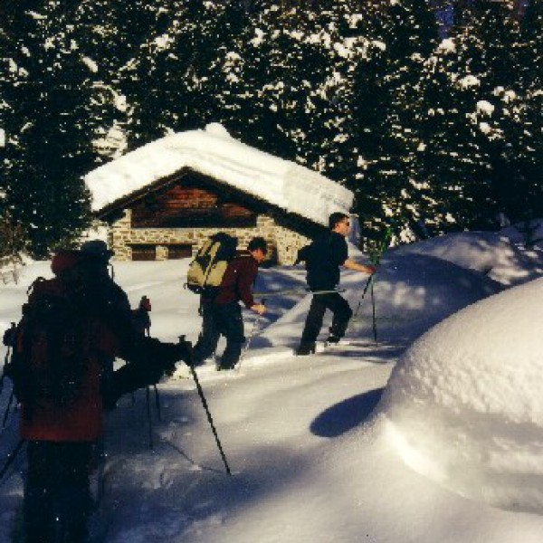 Disciplina Racchette da neve